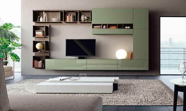 Stunning Mobili Per Soggiorno Ikea Photos - Design Trends 2017 ...